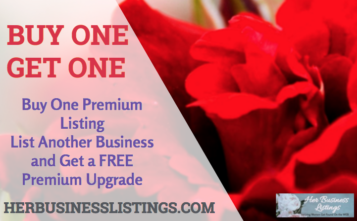 """BUY ONE GET ONE PREMIUM BUSINESS LISTING"""