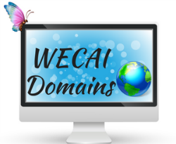 """WECAIDomains.com domain purchase, hosting, security and more!"""